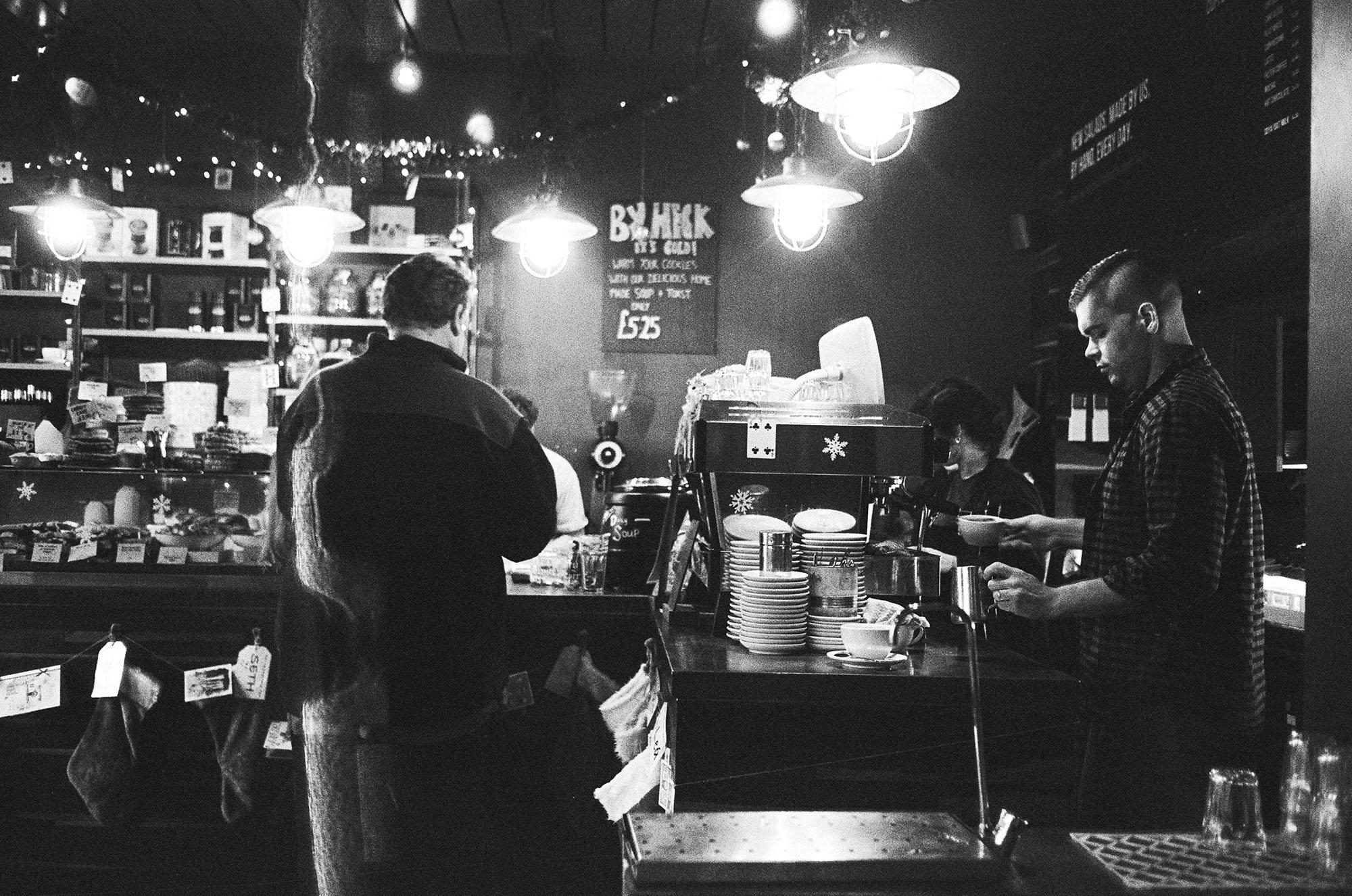 coffee shop hove