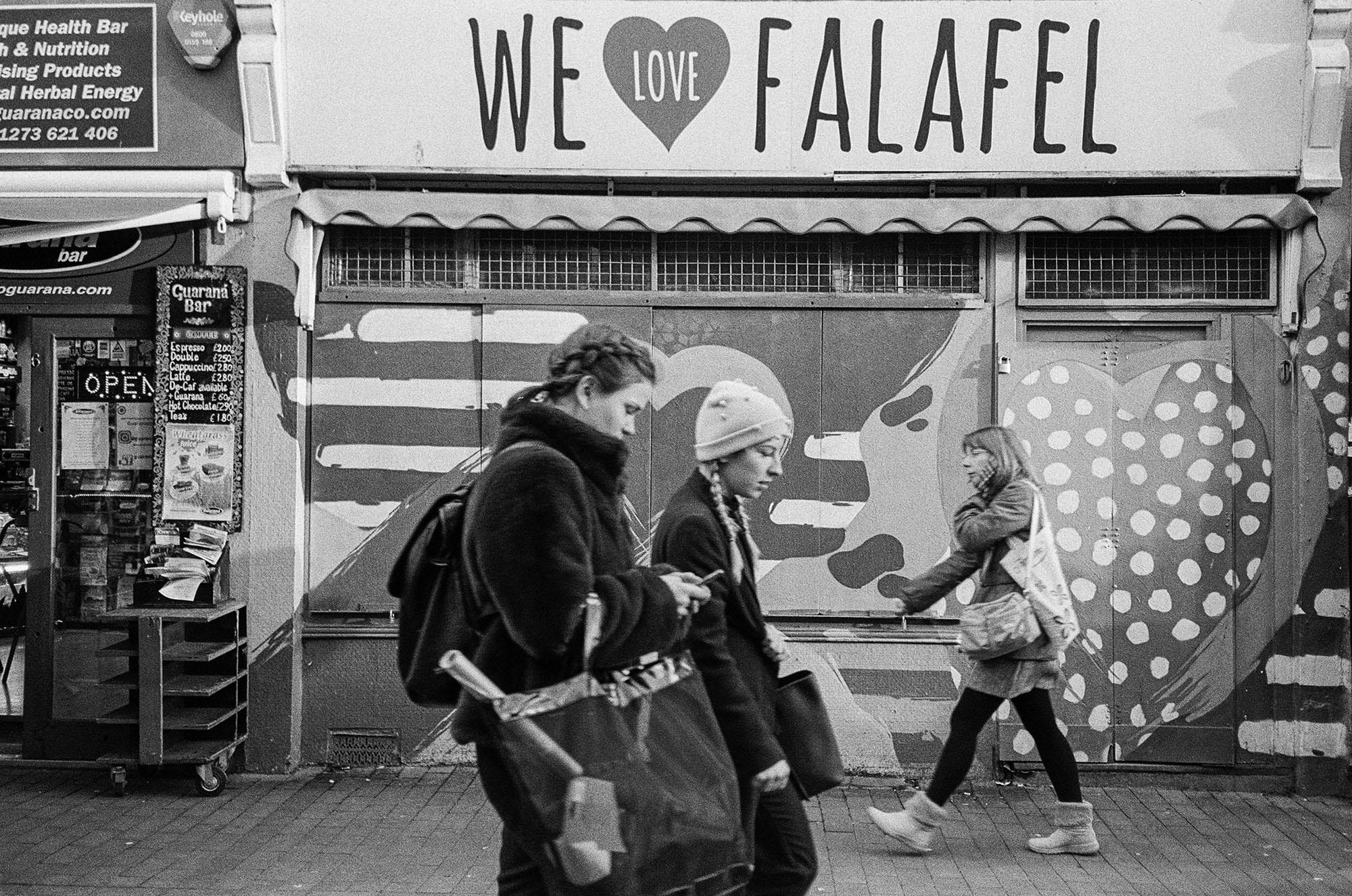 Analogue stories film photos documentary