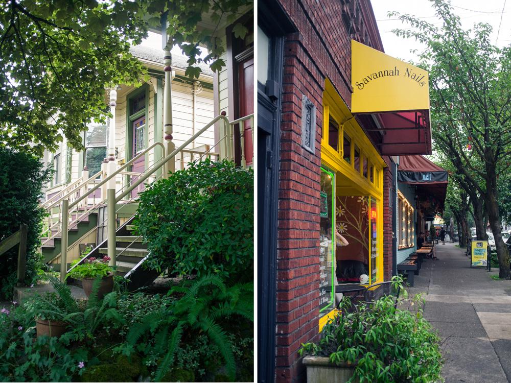 Seattle . Coffee City