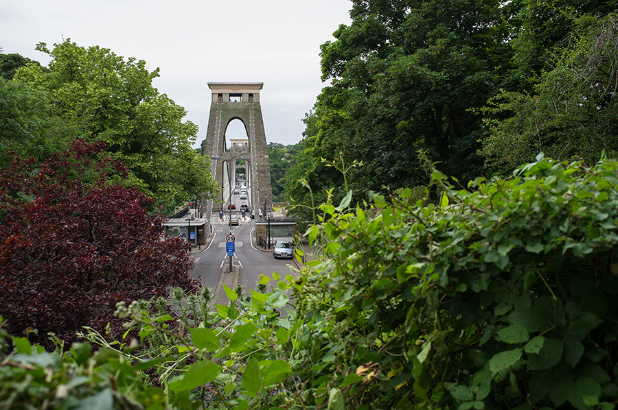 bristol susension bridge
