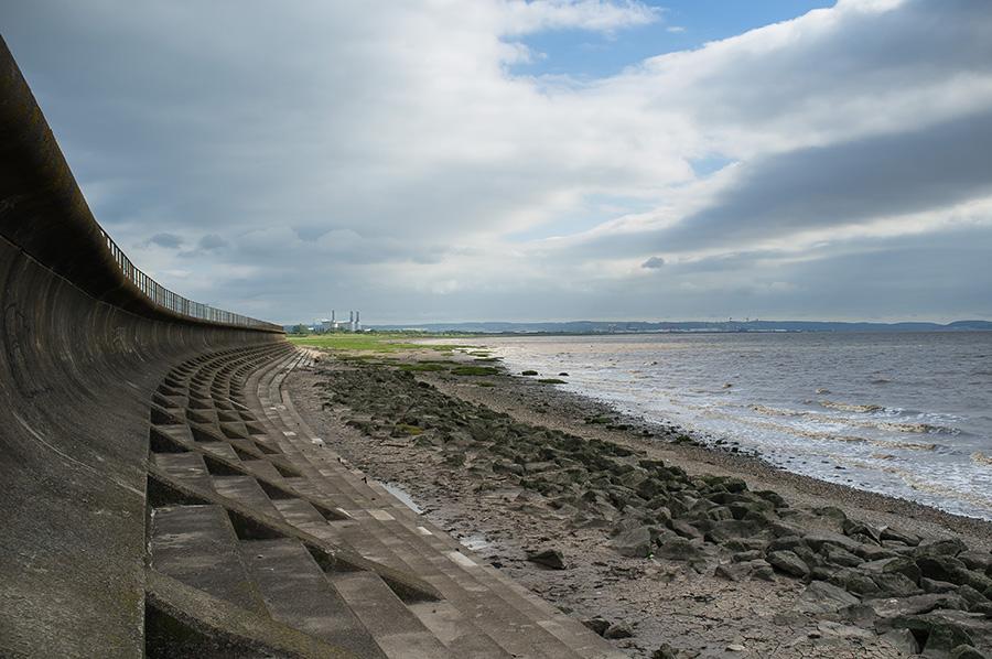 bristol coast sea