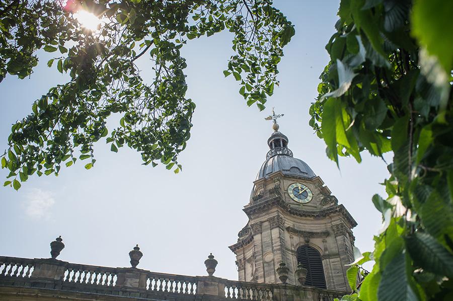 uk birmingham cathedral
