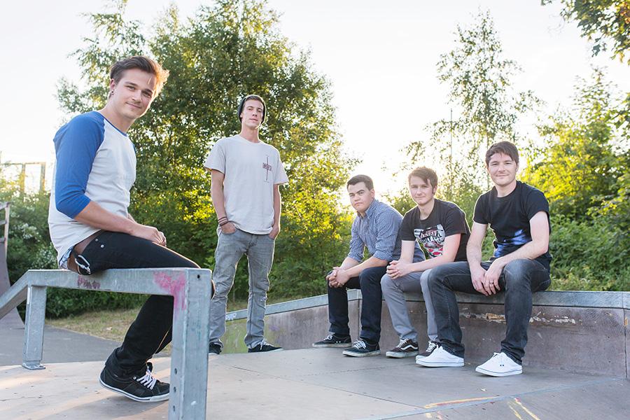Band Promoshots Germany