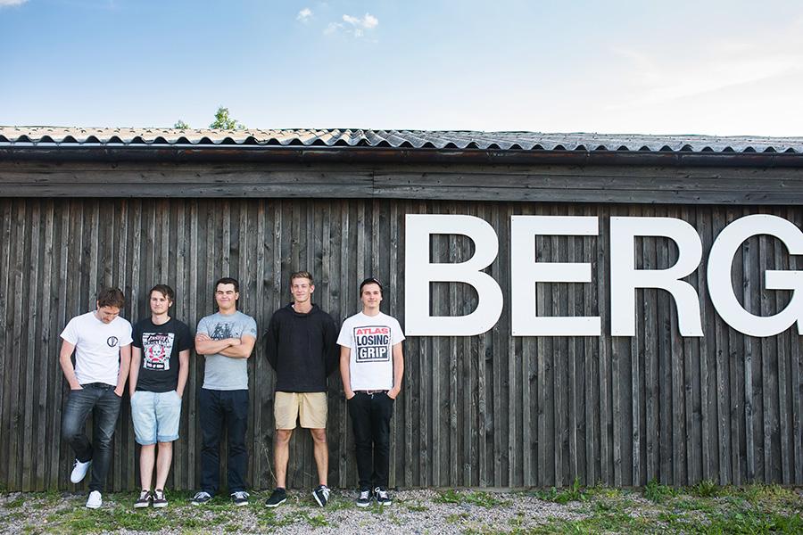 Bandfotos Erzgebirge