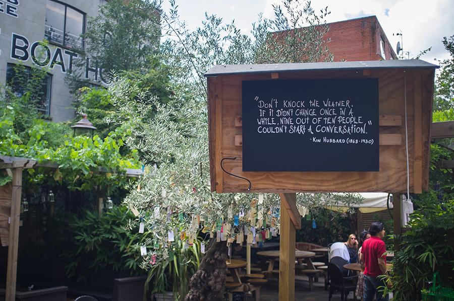 London Hammersmith Cabtree
