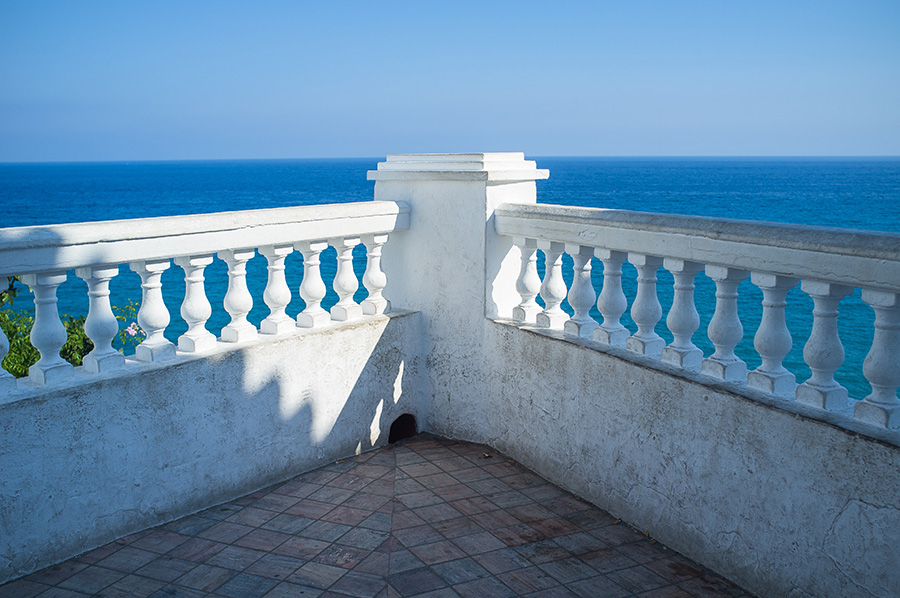 summer Mediterranean Sea