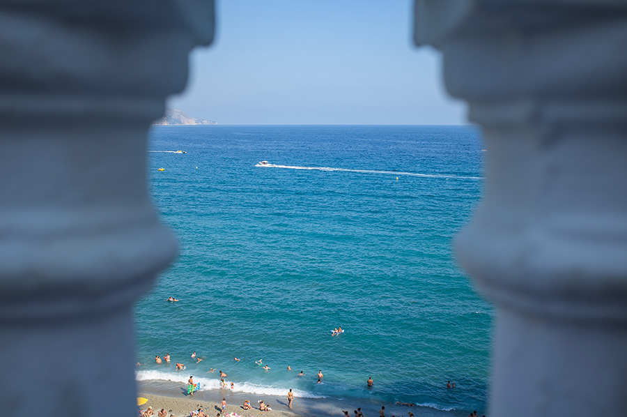Spain ocean sea