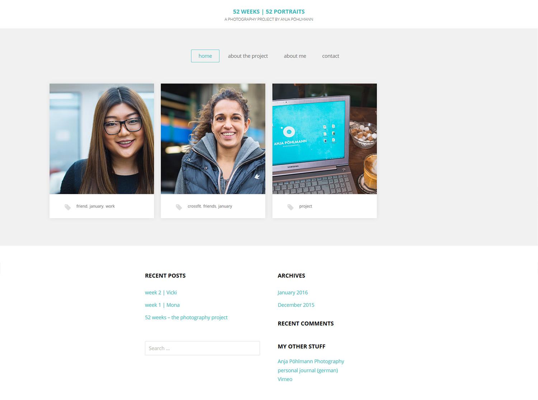 52weeks-website