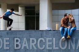 Street photography trip to Barcelona