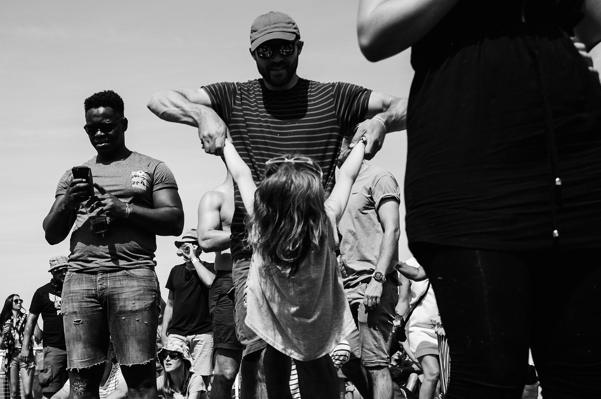 music festival documentary photography