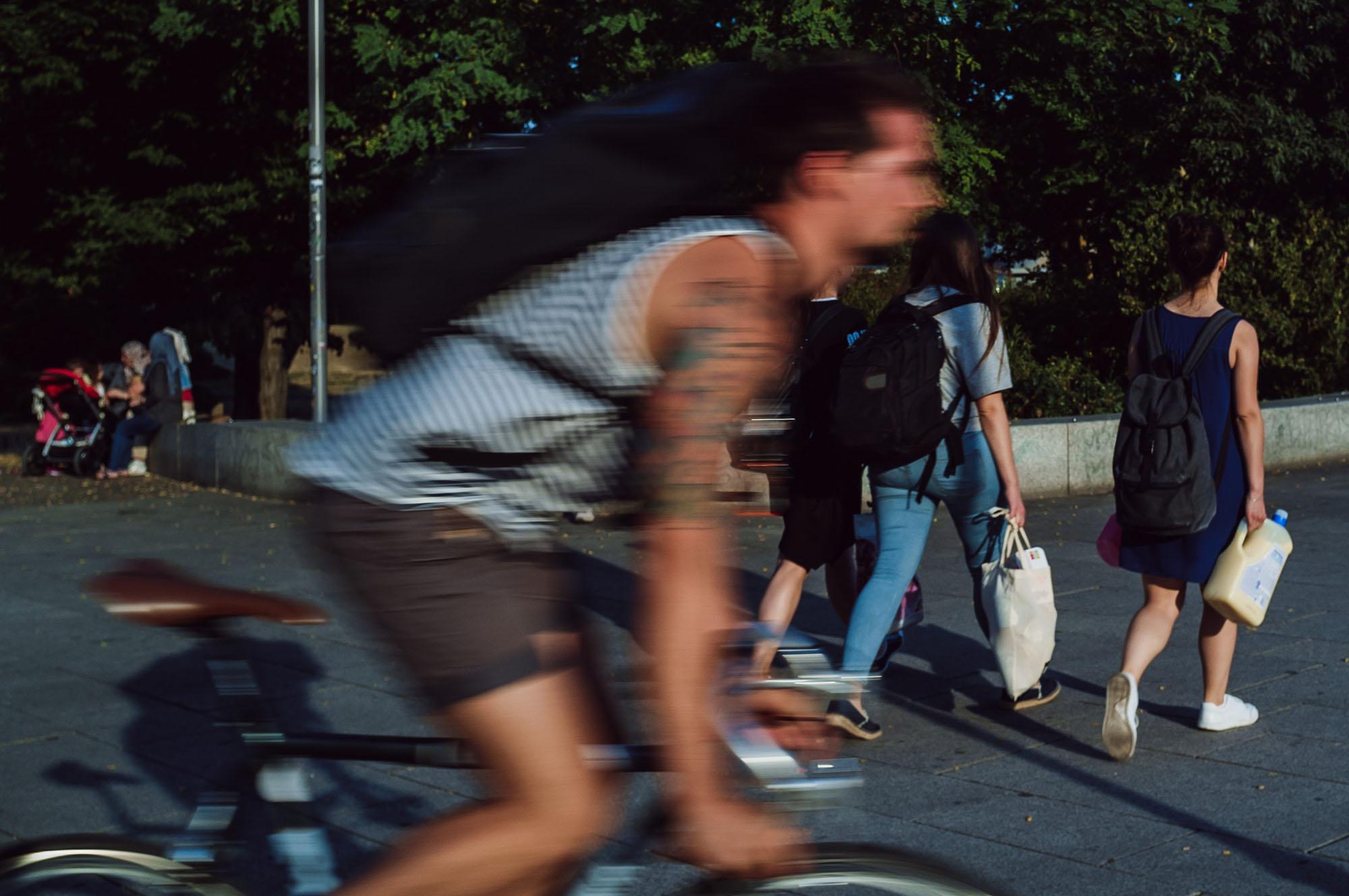 movement biker leipzig