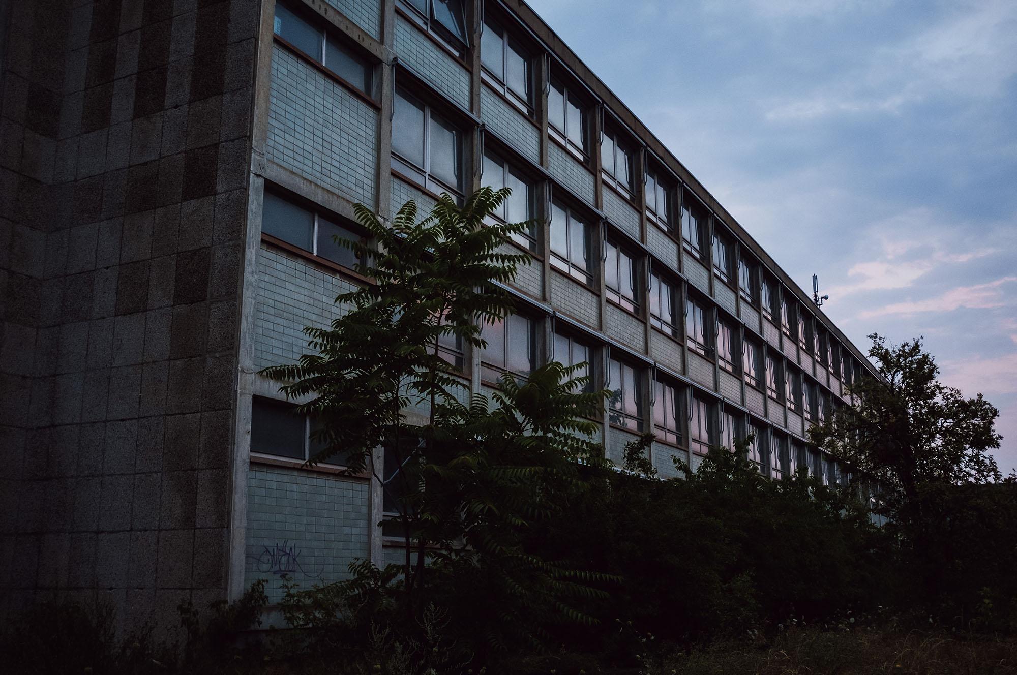 documenting leipzig old school abandoned
