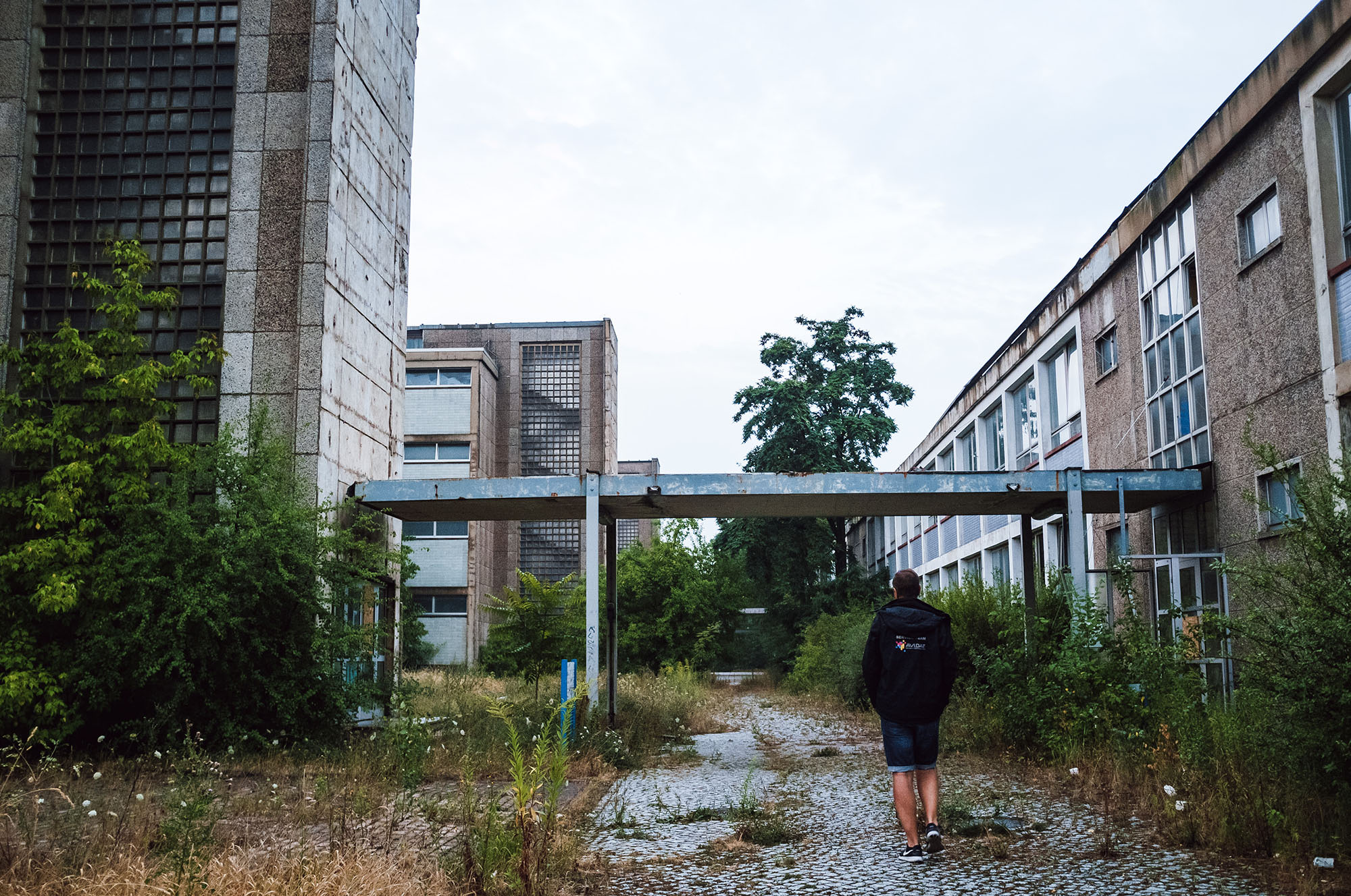 FH Merseburg abandoned