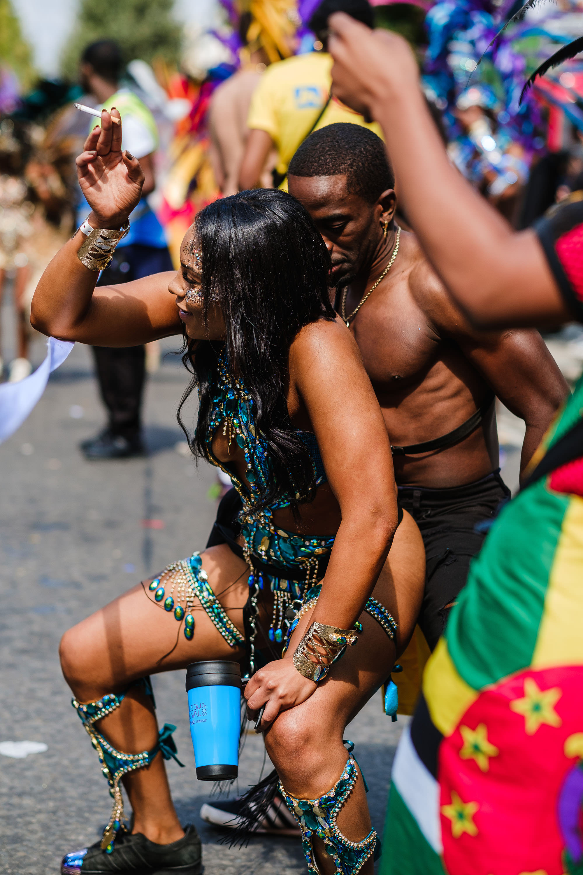 Caribbean, notting hill carnival