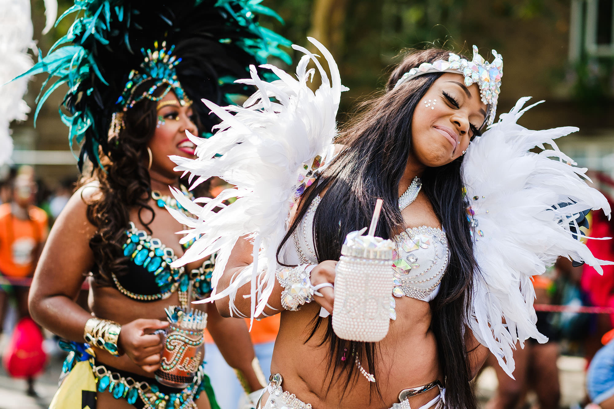 Notting hill carnival London