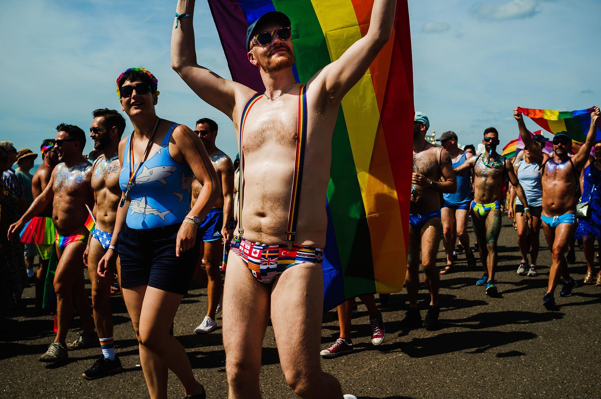 gay pride brighton