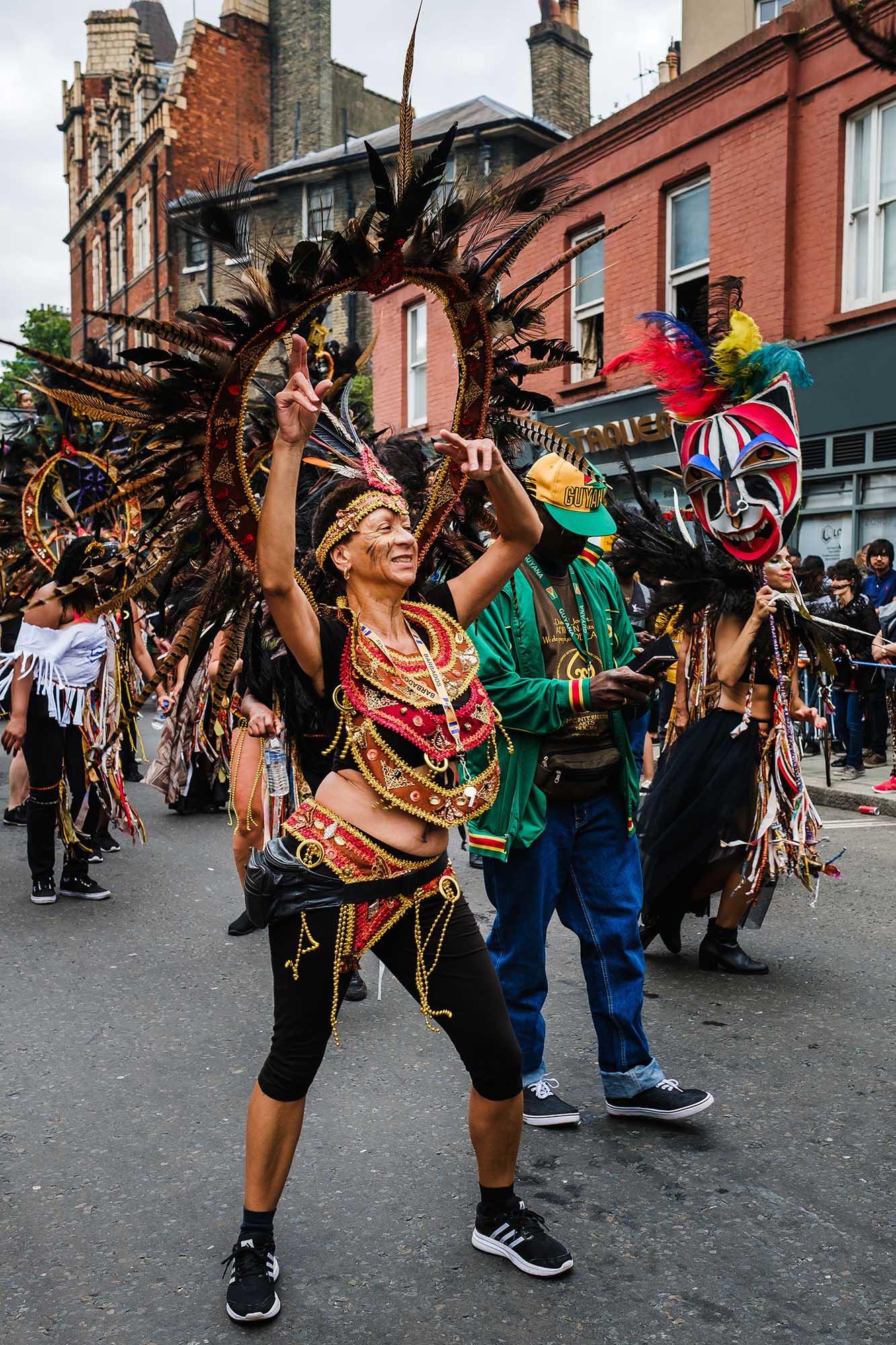 Soca music, carnival, Caribbean