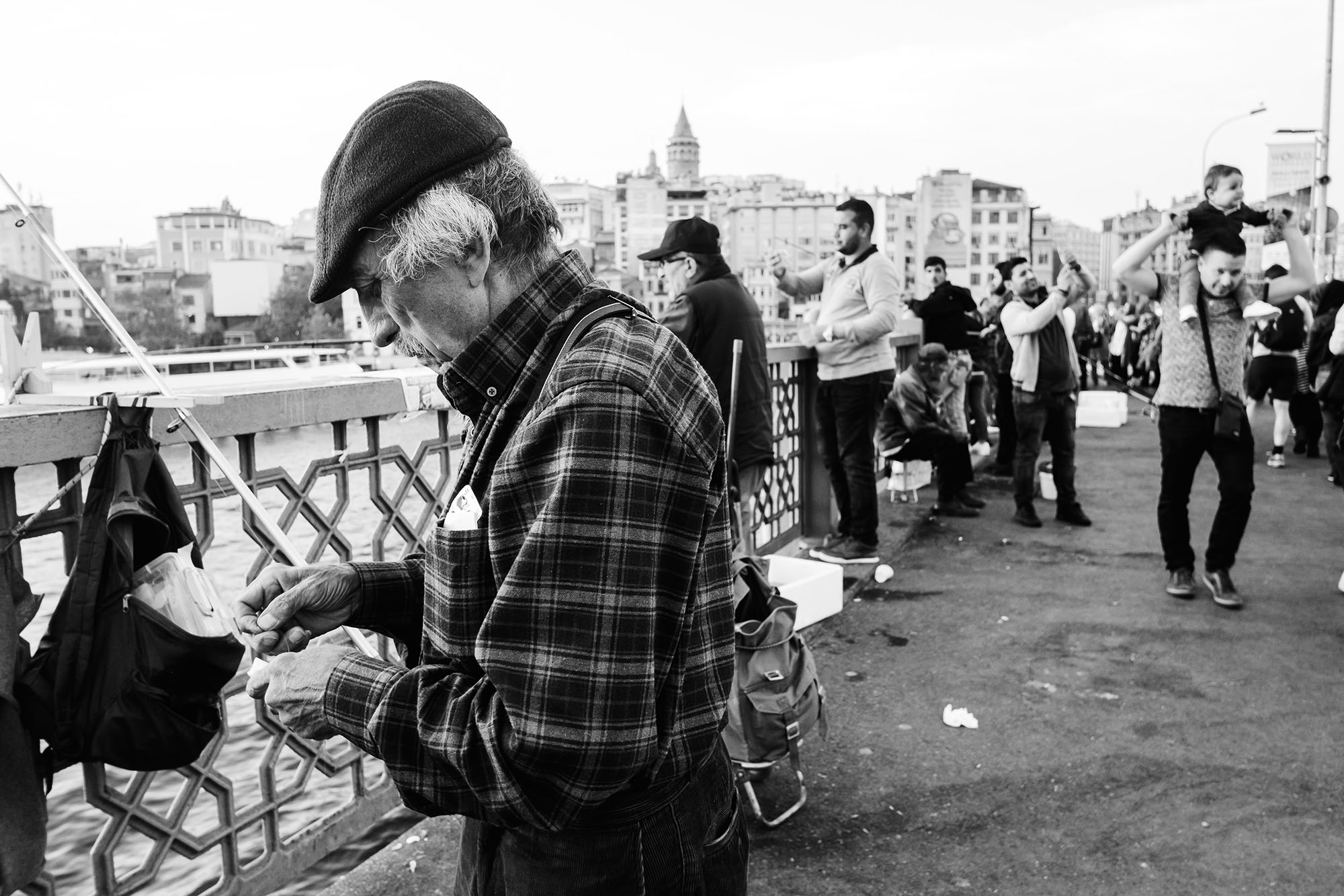istanbul street photography