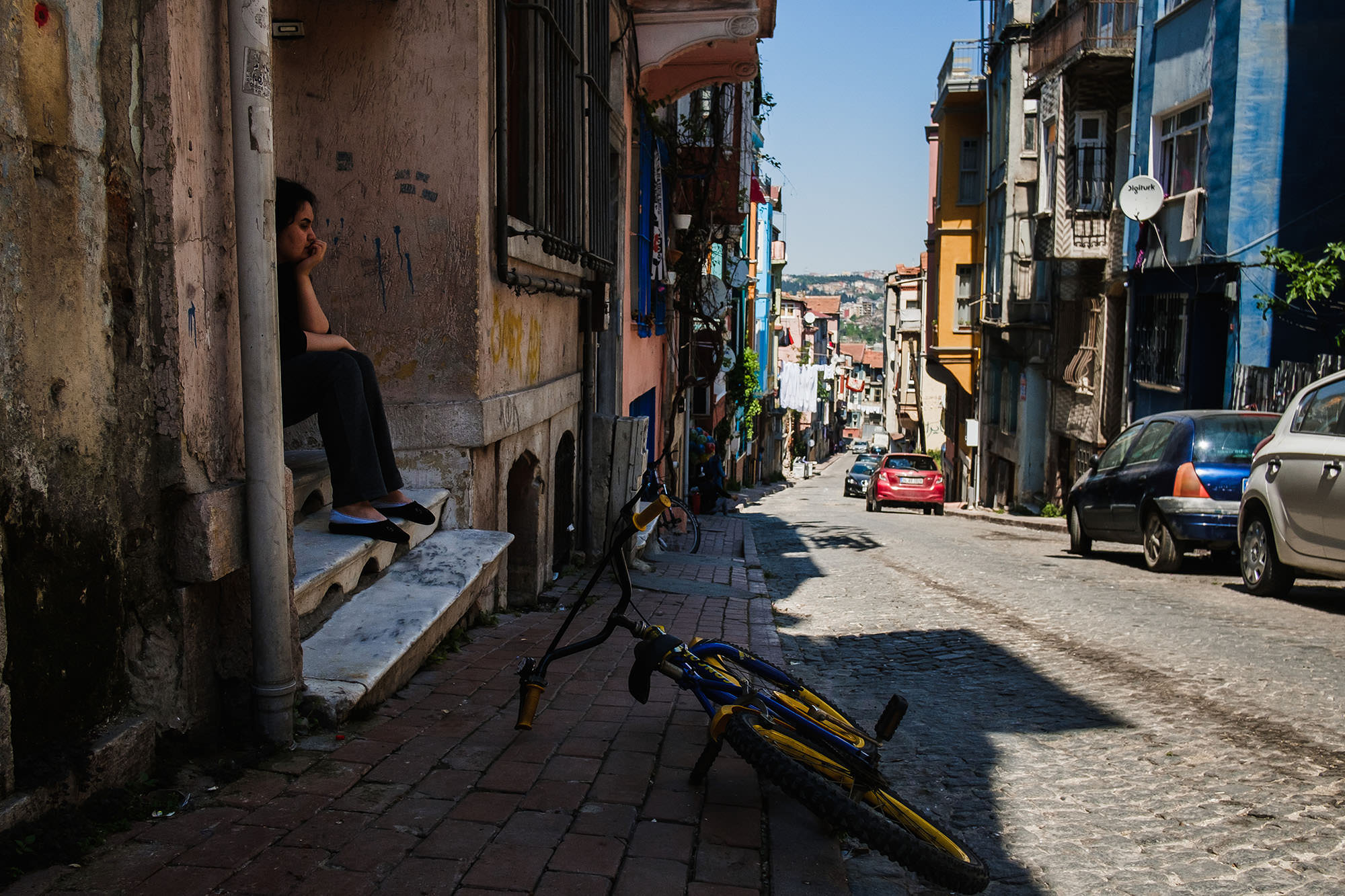 street life in turkey