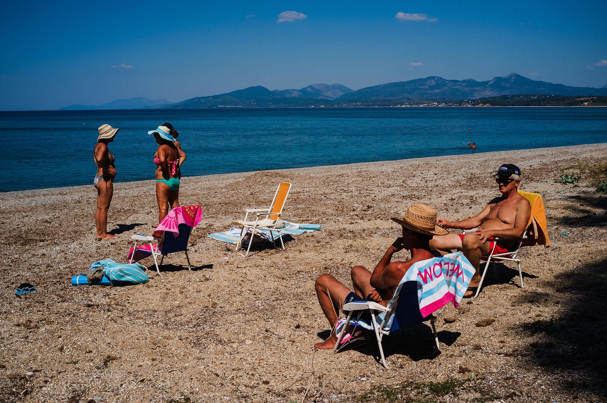 Street photography greece preveza