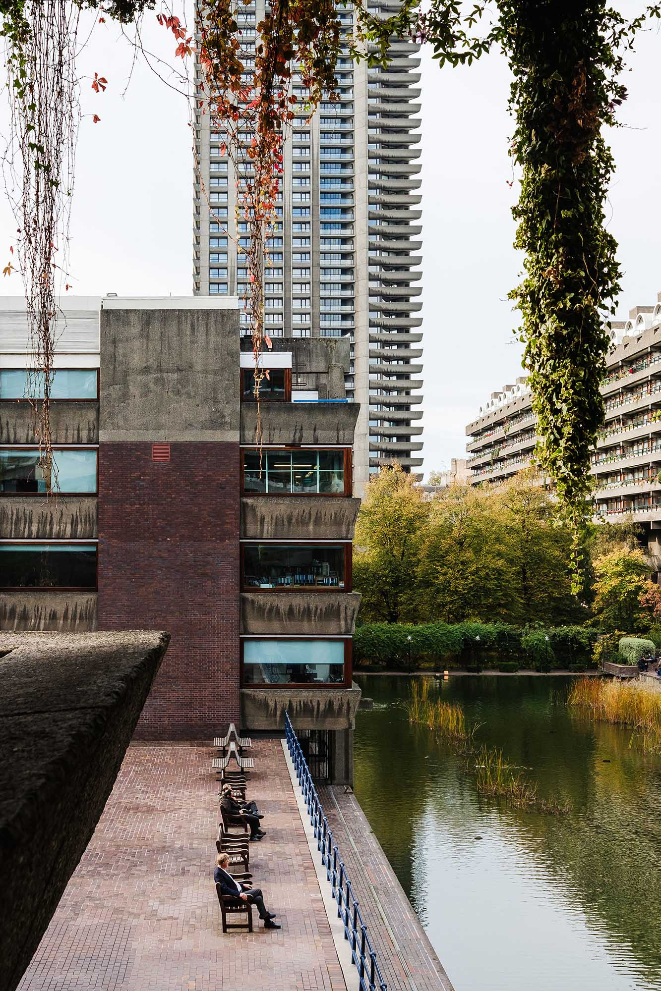 Barbican centre documentary people photography