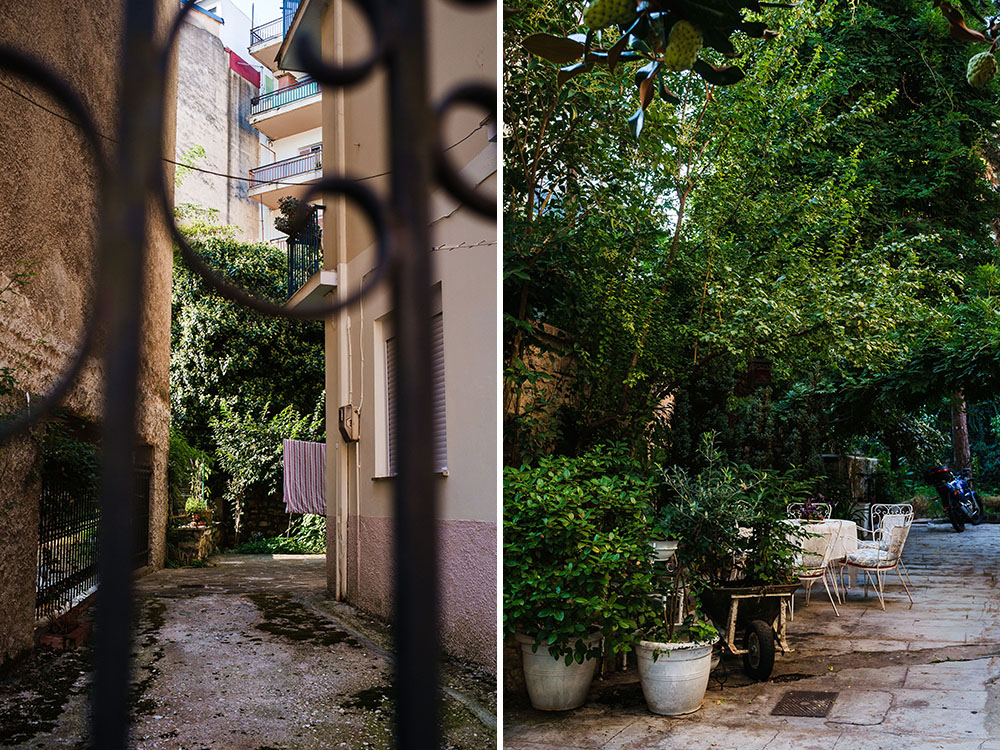 Greece street photo