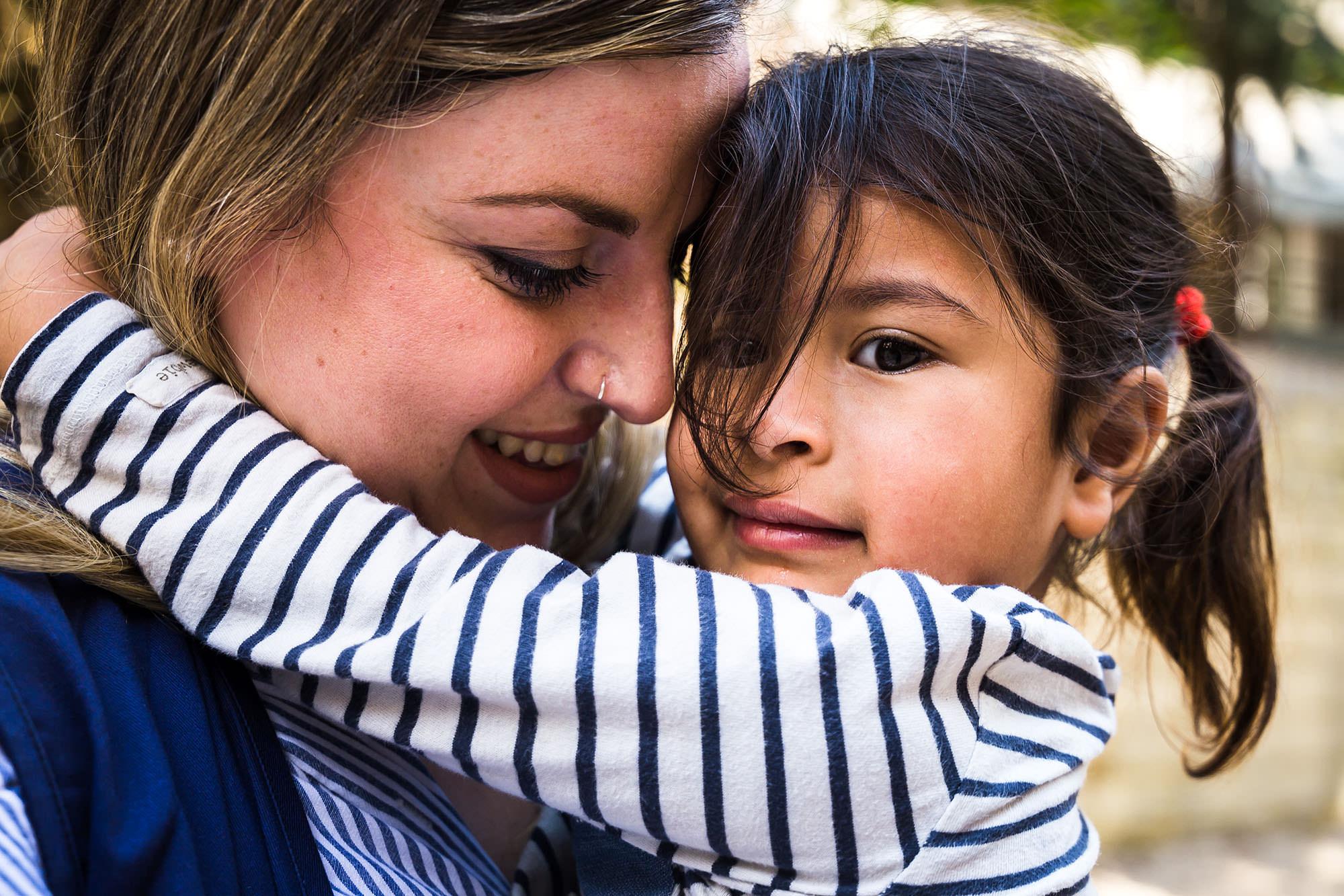 Greece Ioannina refugees kids