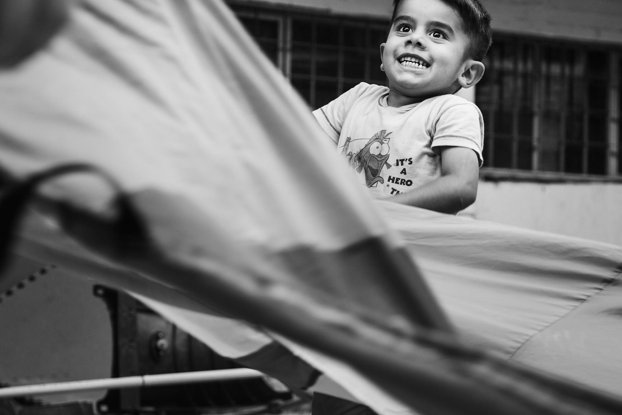 documentary photography . education for refugee kids in Greece
