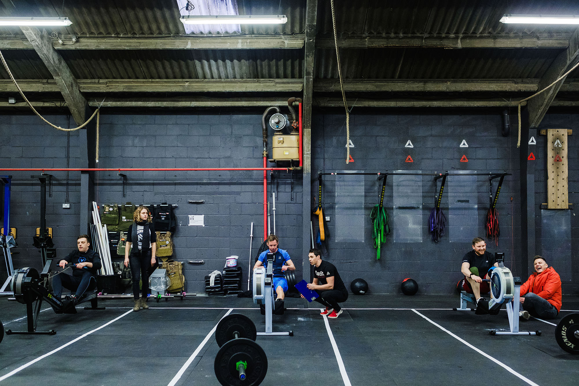 Reebok crossfit connect event