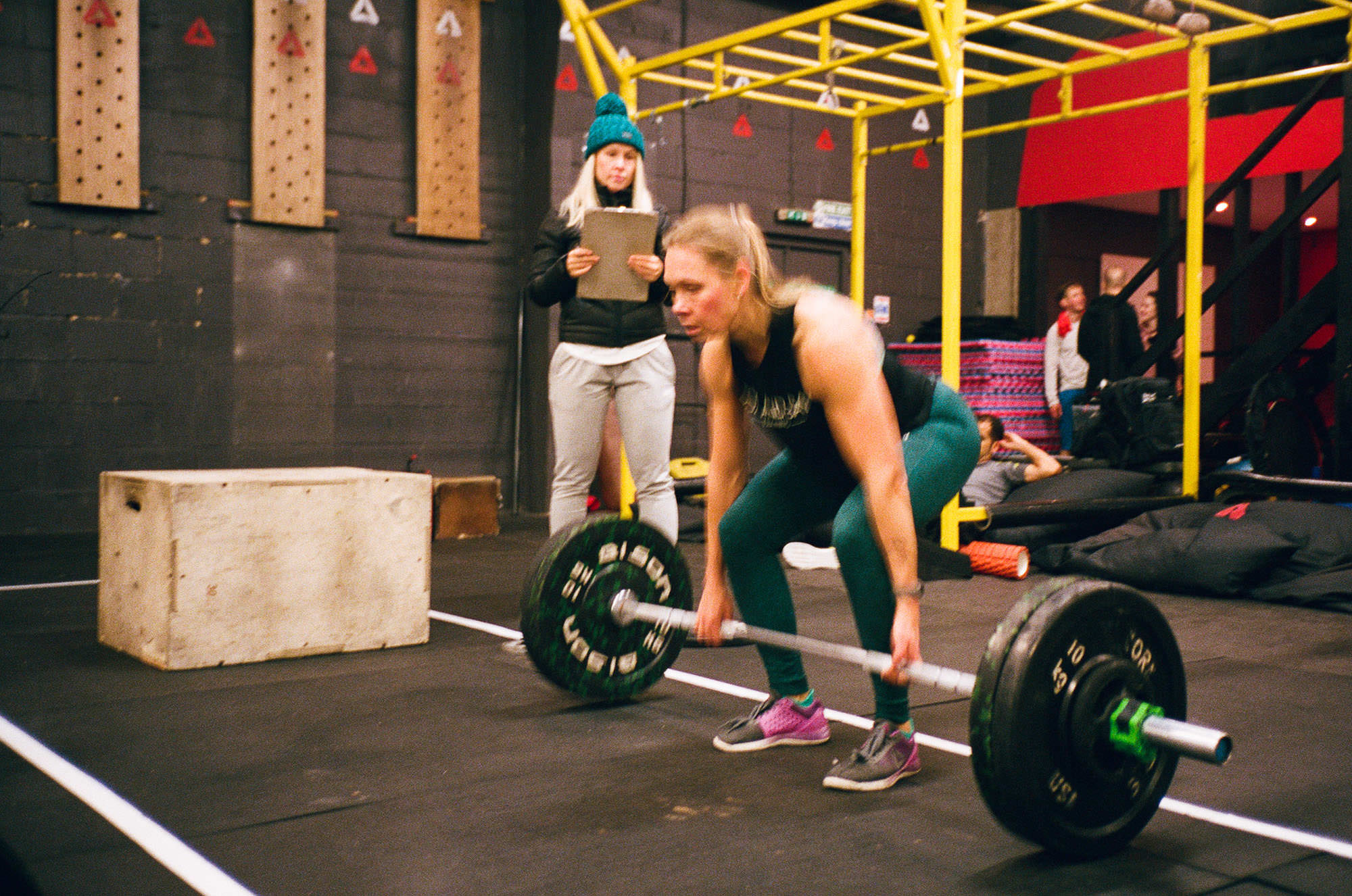 crossfit, athlete, reebok crossfit connect