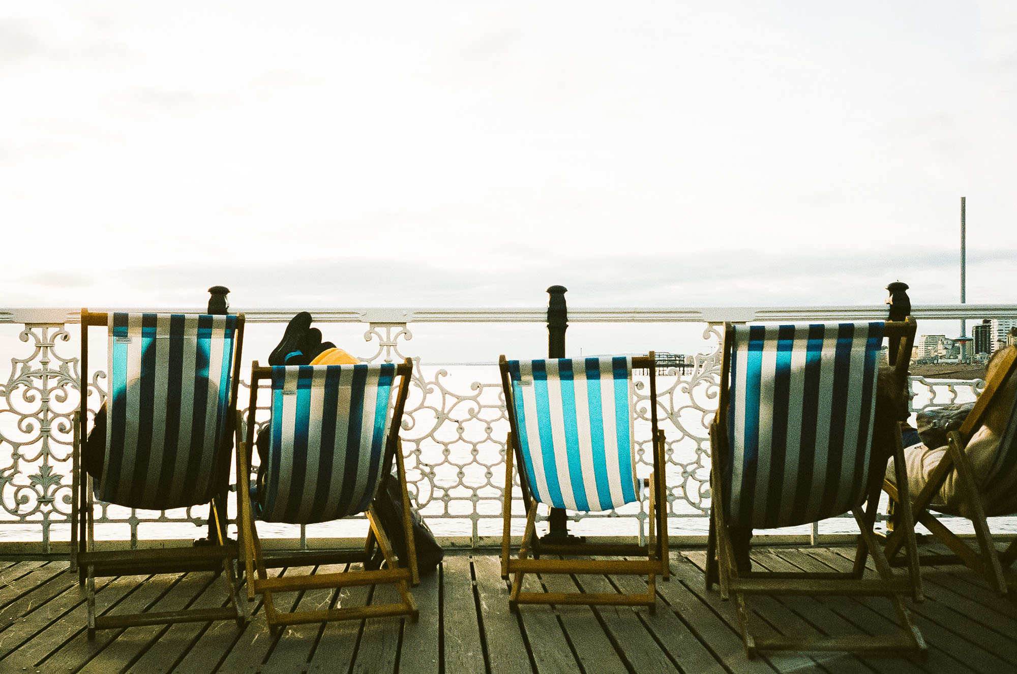 Brighton film photography