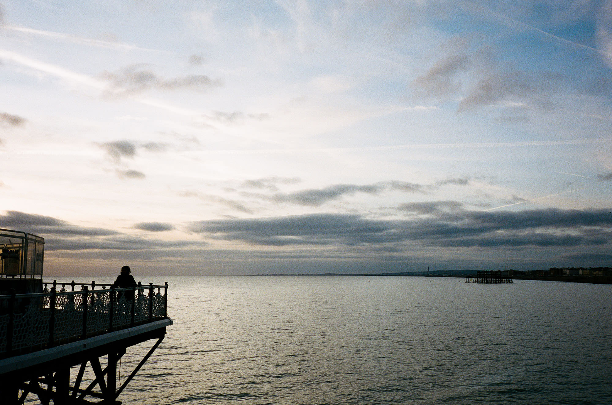 Brighton film photography