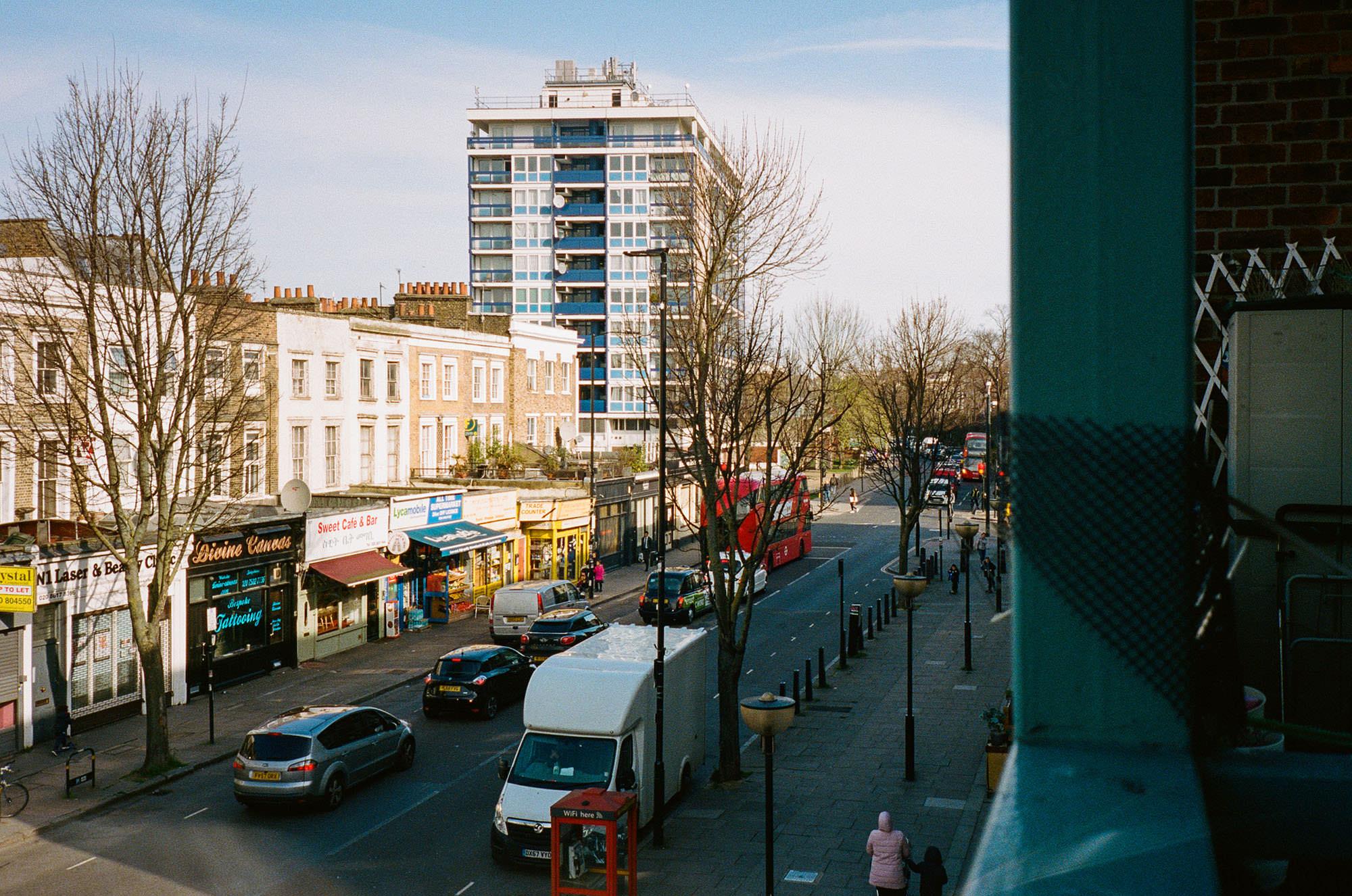 London film photography