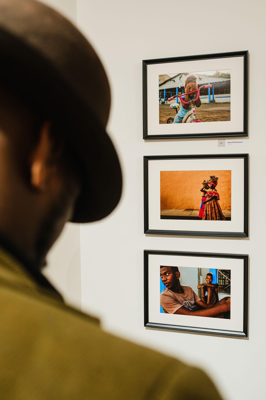 International photo exhibition Paris