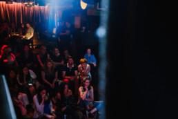 audience of tap jam london