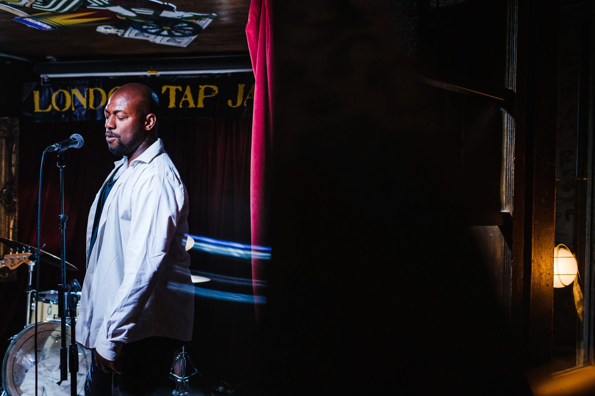 Lee Payne tap dancer