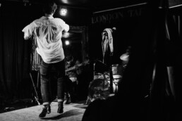 London nightlife hoofer tap dance