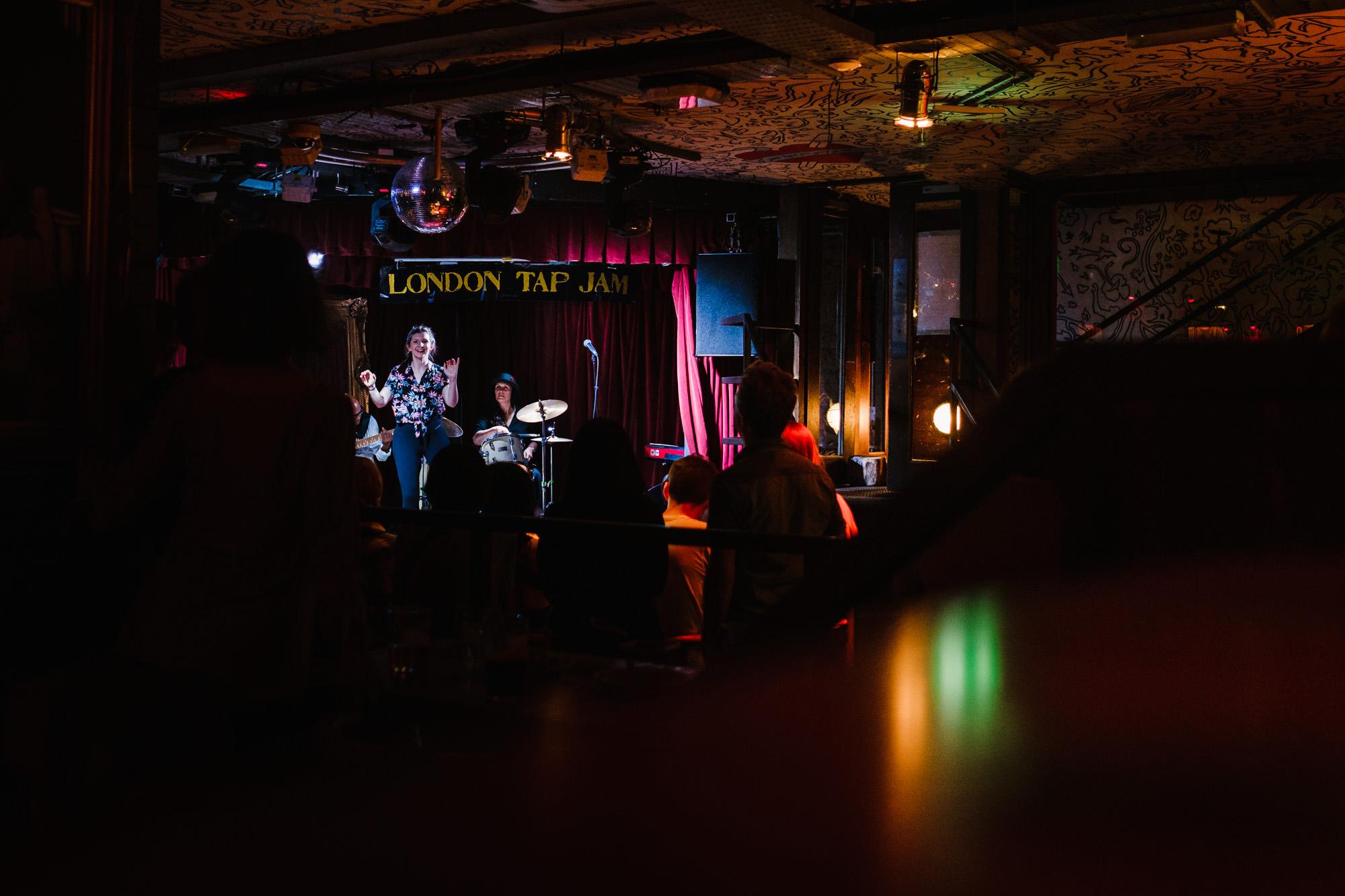 Shoreditch London night out