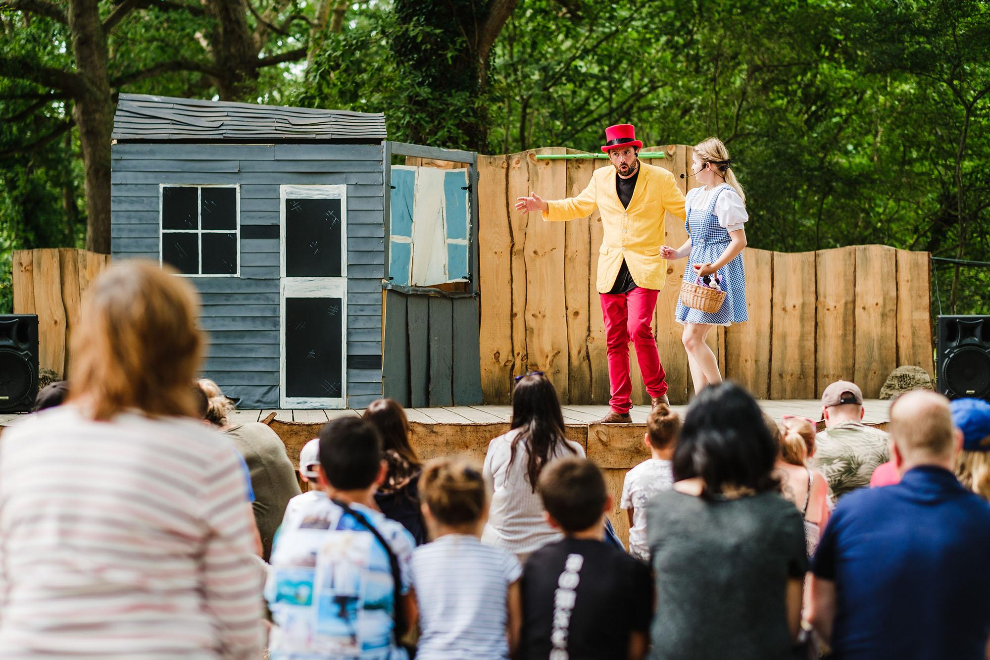 Groombridge place open air theatre