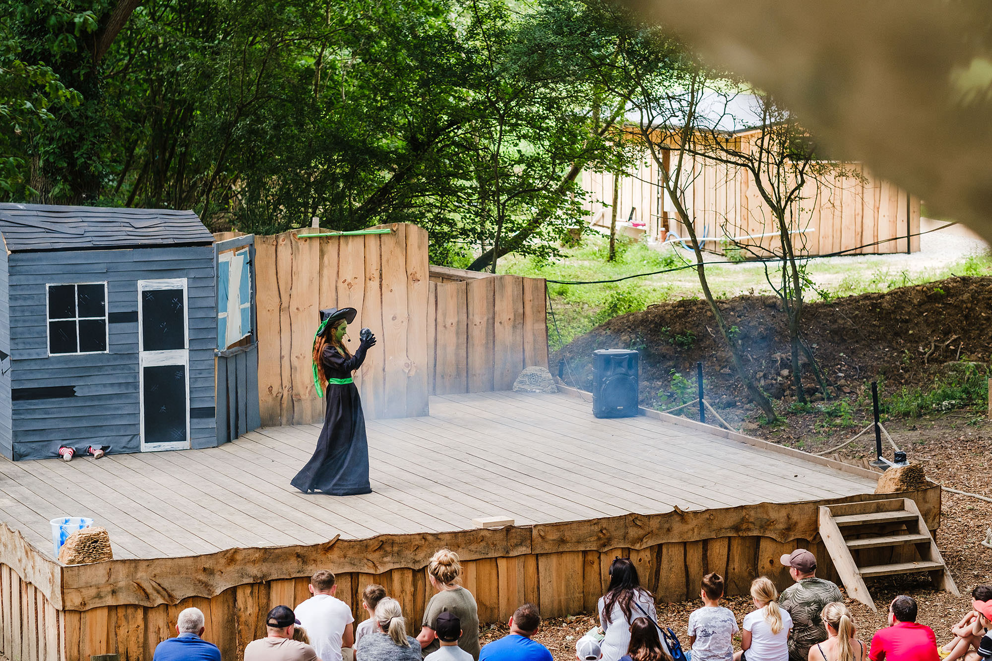 Groombridge place open air theatre