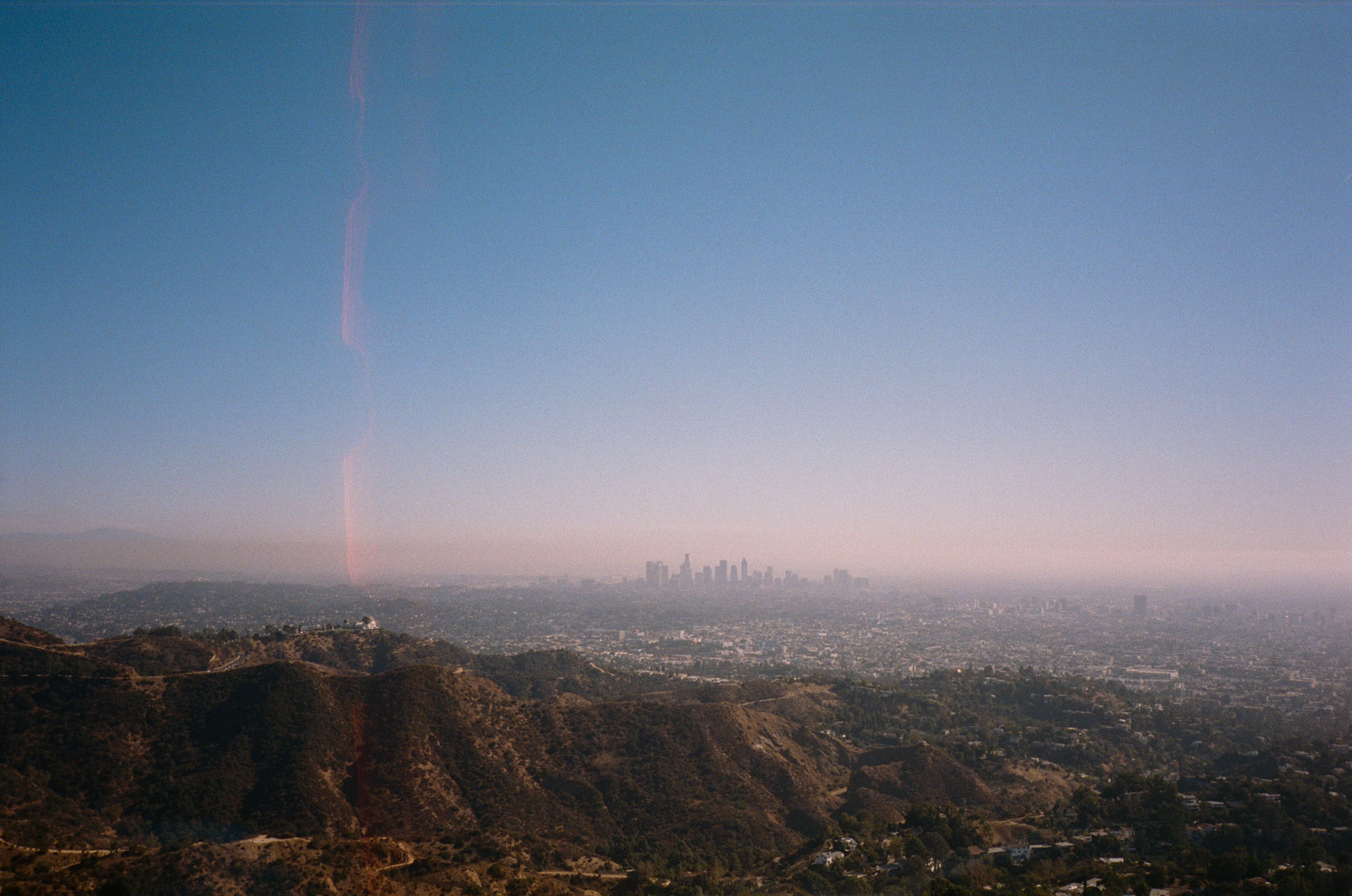 Analogue photography California San Diego los angeles