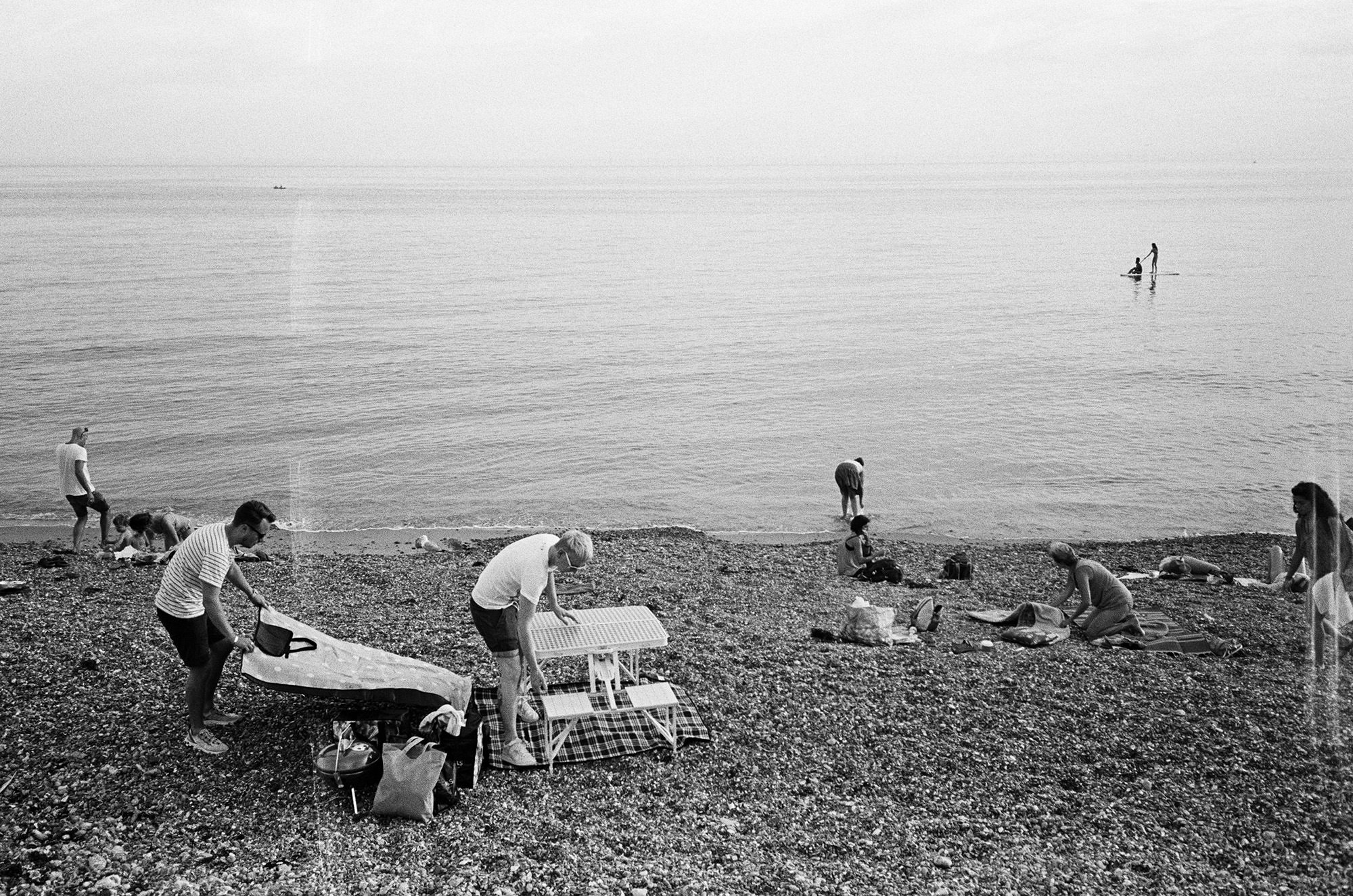 analogue photography hove seafront
