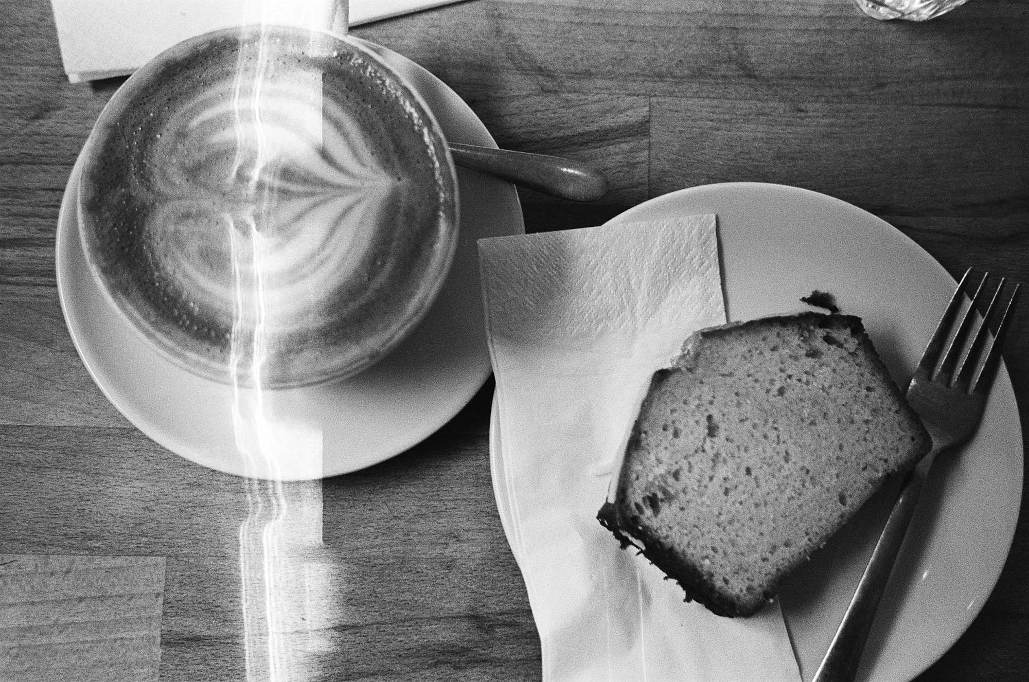 analogue photography coffeeshop
