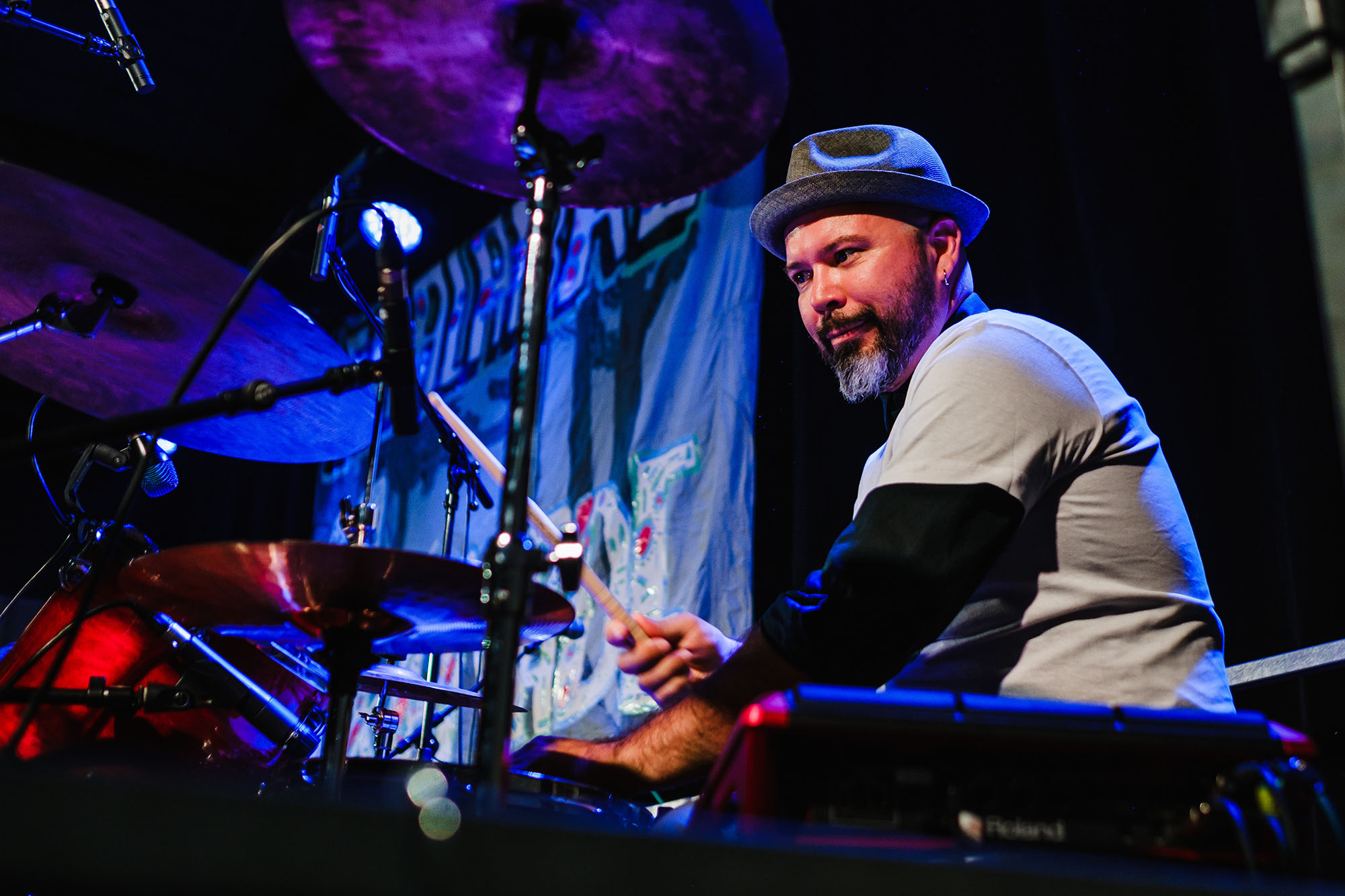 Vinx and the groove heroes, Lee Payne, Adam Bowman