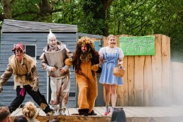 event photography . The Wizard of Oz