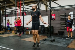 The crossfit open 2020