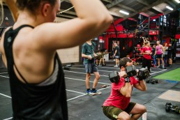 Crossfit the open workout