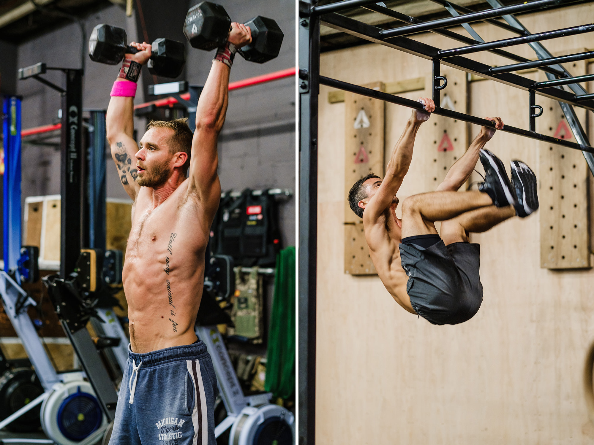 Crossfit 20point2 workout