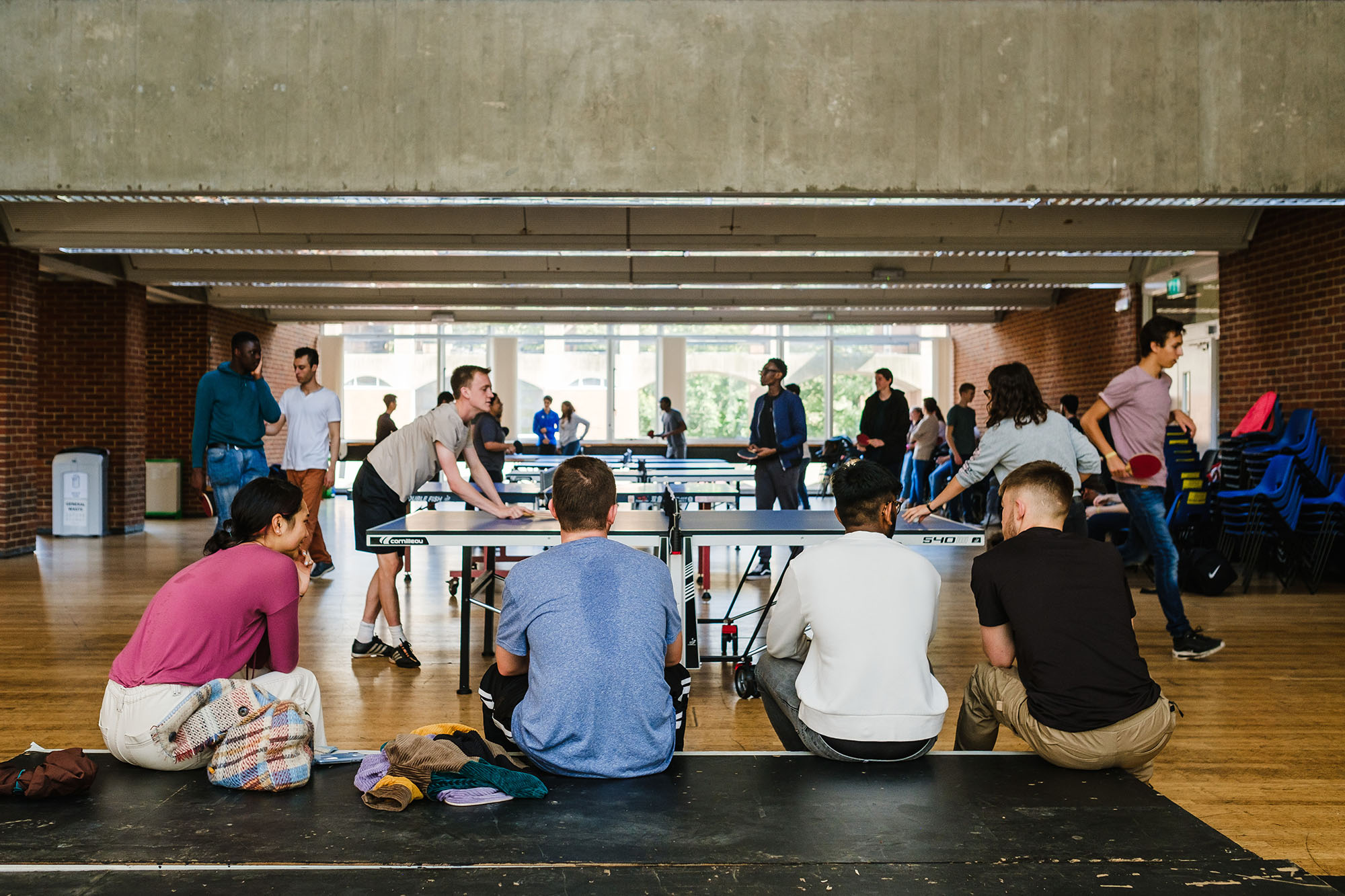 table tennis active US