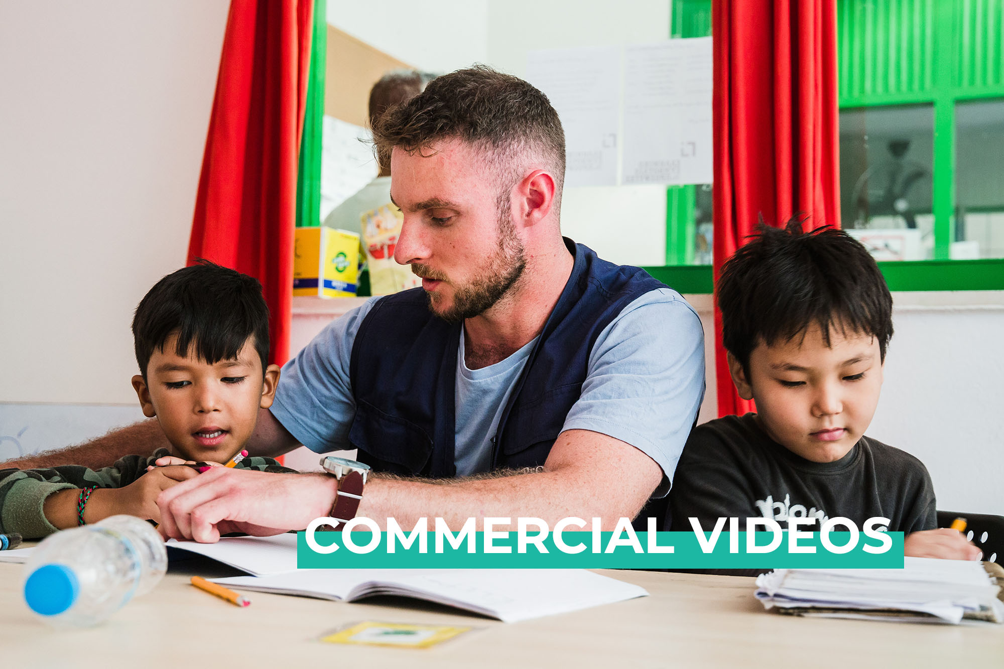 commercial video projects
